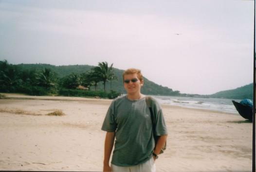 arek na plazy
