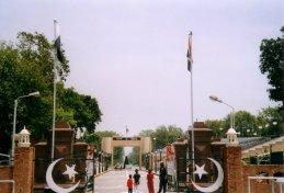granica pakistansko-indyjska