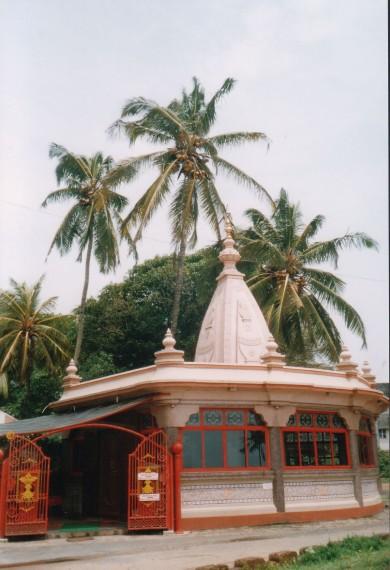 kaplica hinduska