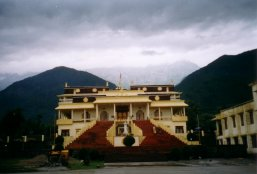 klasztor buddyjski