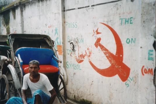 komunizm w klkucie - rikszarz