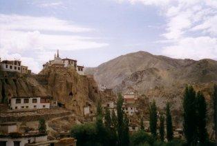 Lamayura - wioska