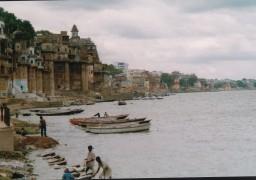 pranie w Gangesie