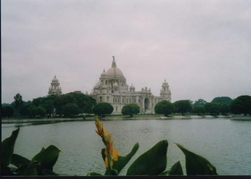 Victoria Memorial - widok